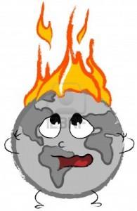 11557785-le-rechauffement-climatique-la-planete-terre-dans-le-feu-195x300